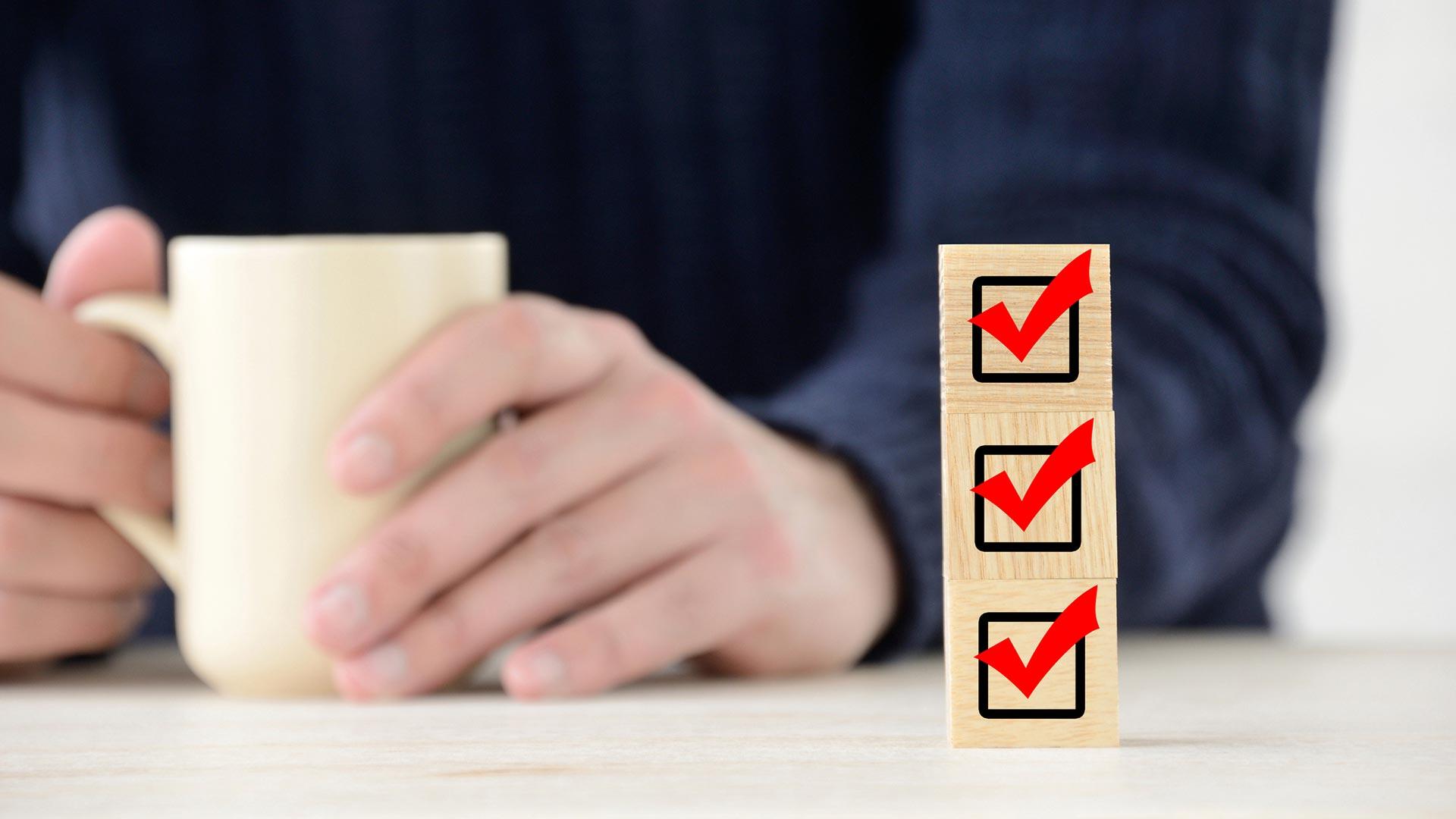 key questions checklist