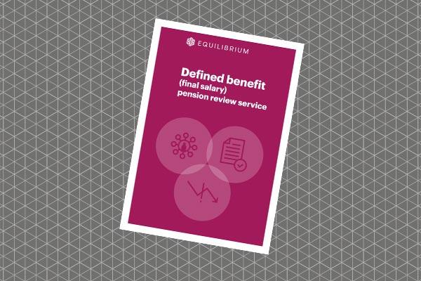 defined benefit brochure feature