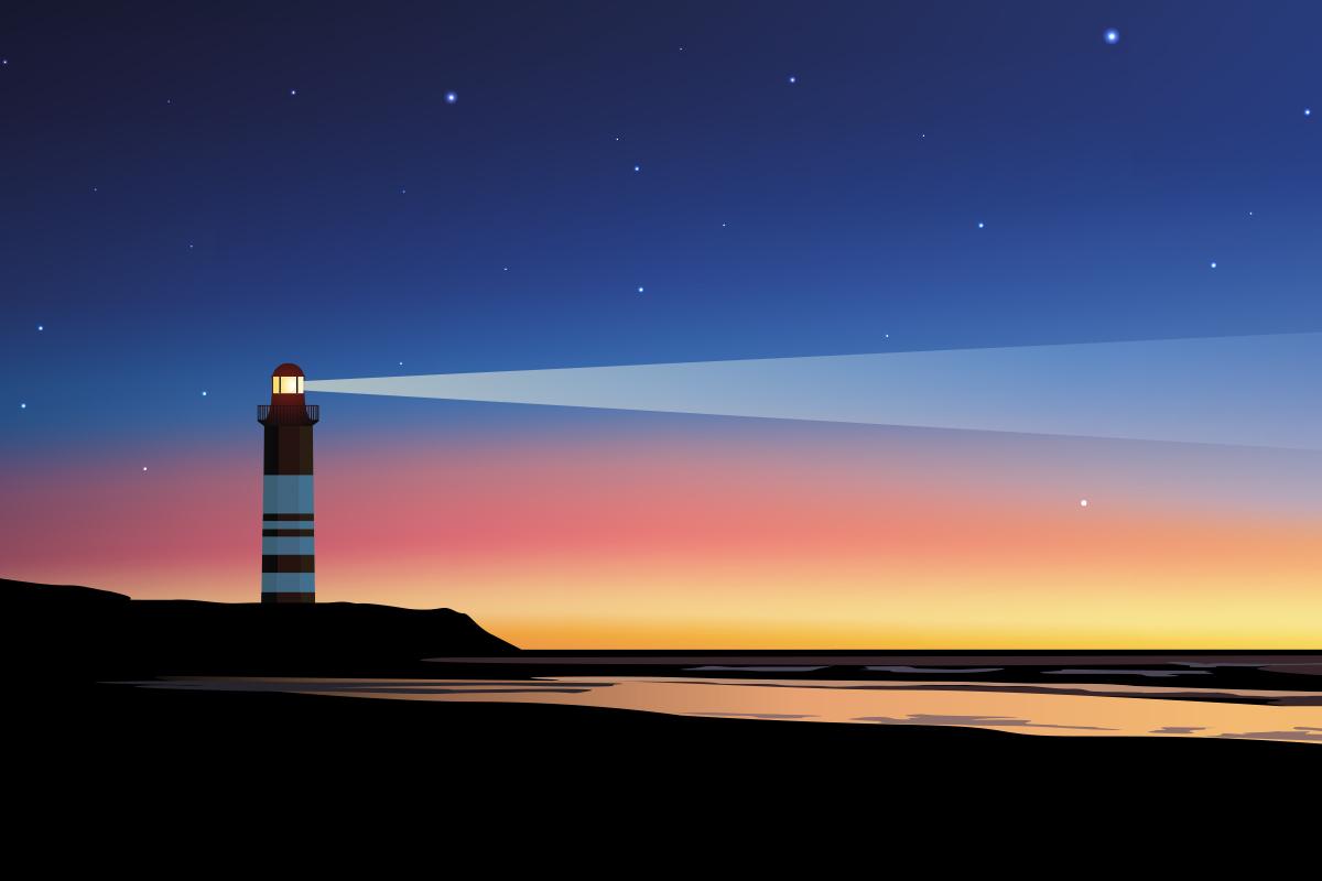 horizon lighthouse big