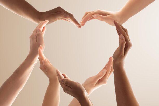 Heart hands foundation roundup
