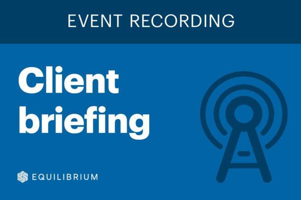 client briefing