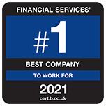2021 No1 Financial Logo